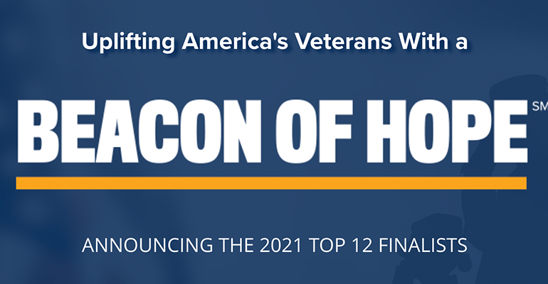 12 Finalists Announced for Annual Beacon of Hope Contest