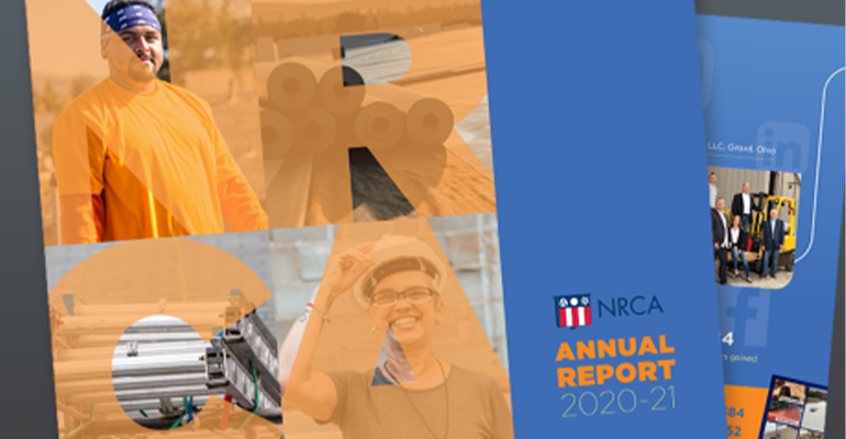 NRCA released its Annual Report