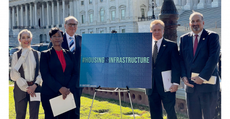 NAHB Joins With Key Lawmakers to Stand Up for Housing